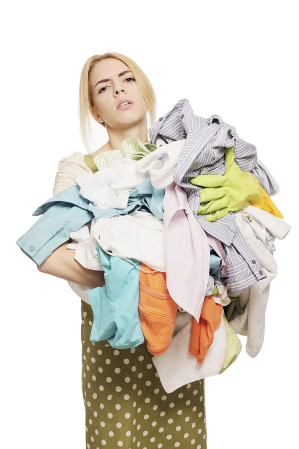 Got Dirty Laundry? Let us take a load off.