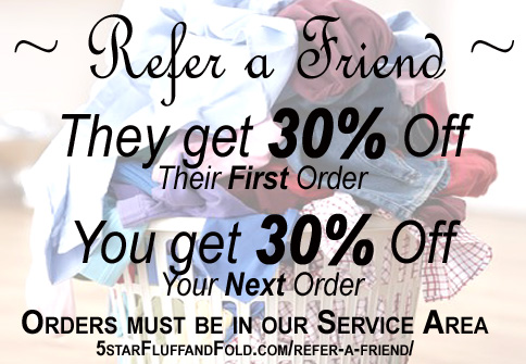 30% OFF with our Friend Referral Program